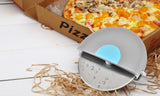 Food Grade Stainless Steel Premium Pizza Cutter Wheel (1 or 2-Pack)