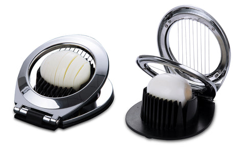 Stainless Steel Heavy Duty  Egg and Fruit Slicer (1 or 2-Pack )