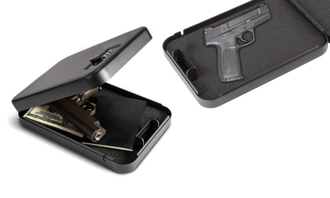Compact Portable Gun Safe