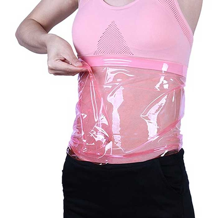 5-Pack : Fat-Burning Shape-Up Taping Wrap
