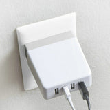 40-Watt 4-Port Universal USB Wall Charger