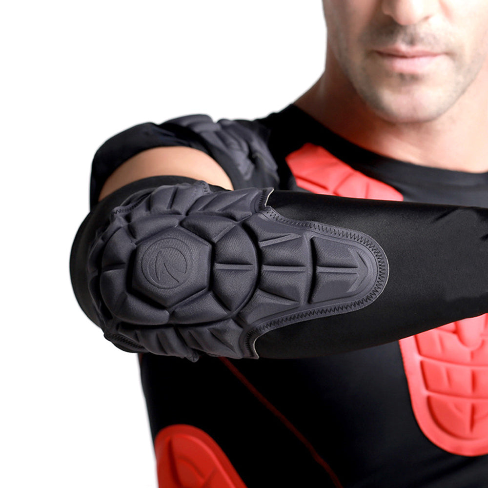 Copper-Infused Compression Elbow Sleeve with Padding