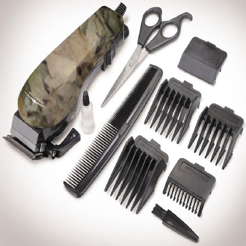 10 Pcs Electric Clipper Set for Men and Women