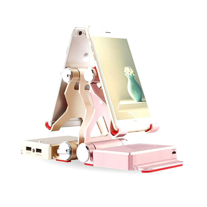 10,400 mAh Powerbank & Device Holder