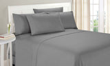 Double-Brushed Deep Pocket Sheet Set (6-Piece)