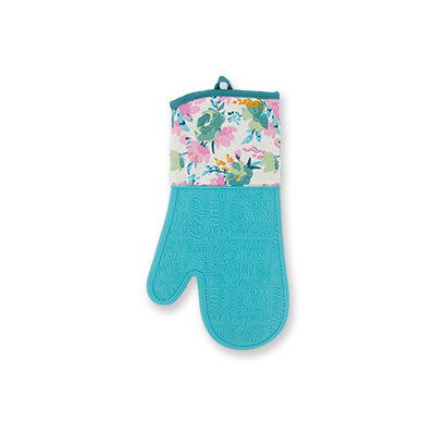 Krumbs Kitchen®  Designer Collection  Silicone Oven Mitts