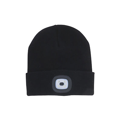 Night Scout™ Rechargeable LED Beanie