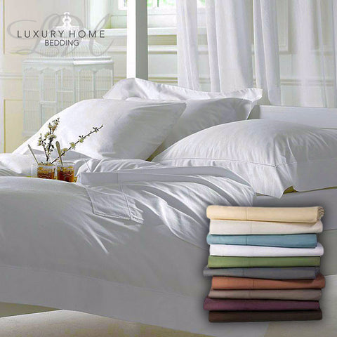 3-Piece: Super-Soft 1600 Series Bed Sheet Set
