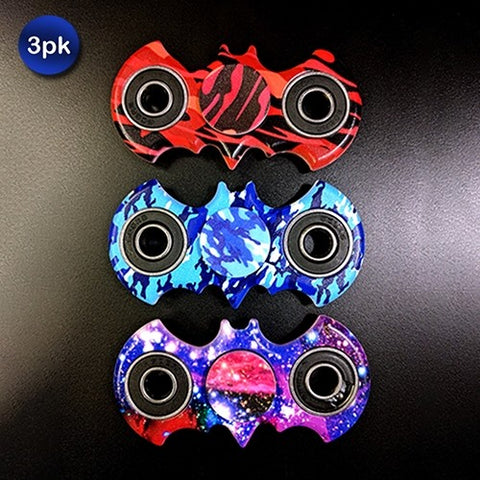 3 Pack: Batman Fidget Spinners