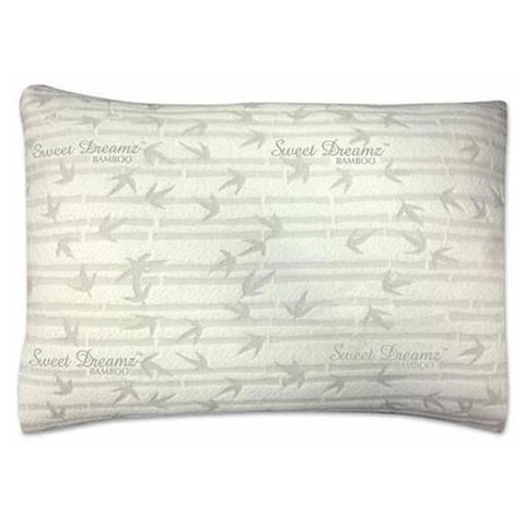 2-Pack: Sweet Dreamz Bamboo Pillow