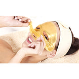 4-Pack: Gold Bio Crystal Collagen Mask