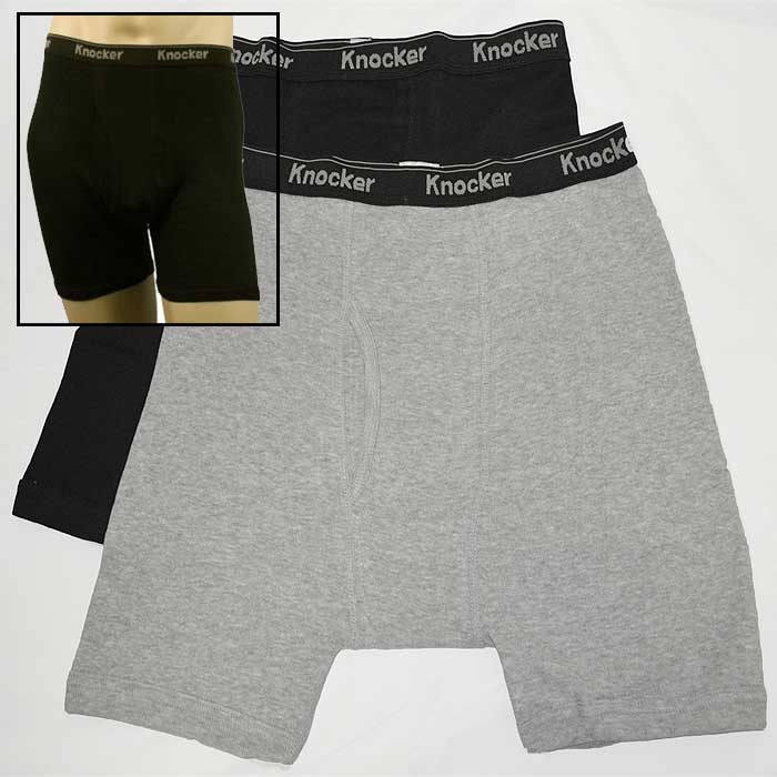 12 Pairs: Knocker Original Boxer Briefs