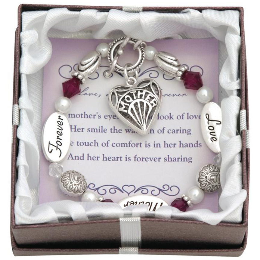 Expressively Yours Statement Charm Bracelet - 9 Styles