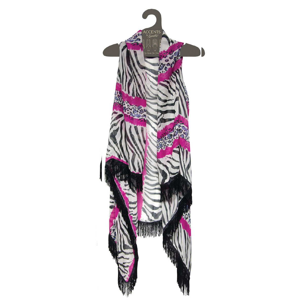 Tassels Collection Designer Vest