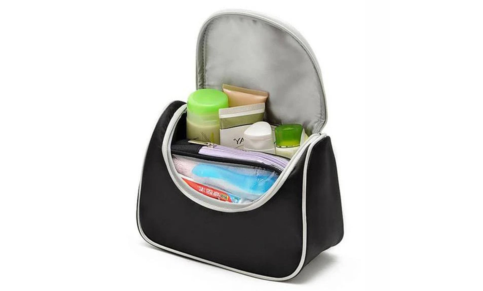 The Perfect Travel Companion Toiletry Bag