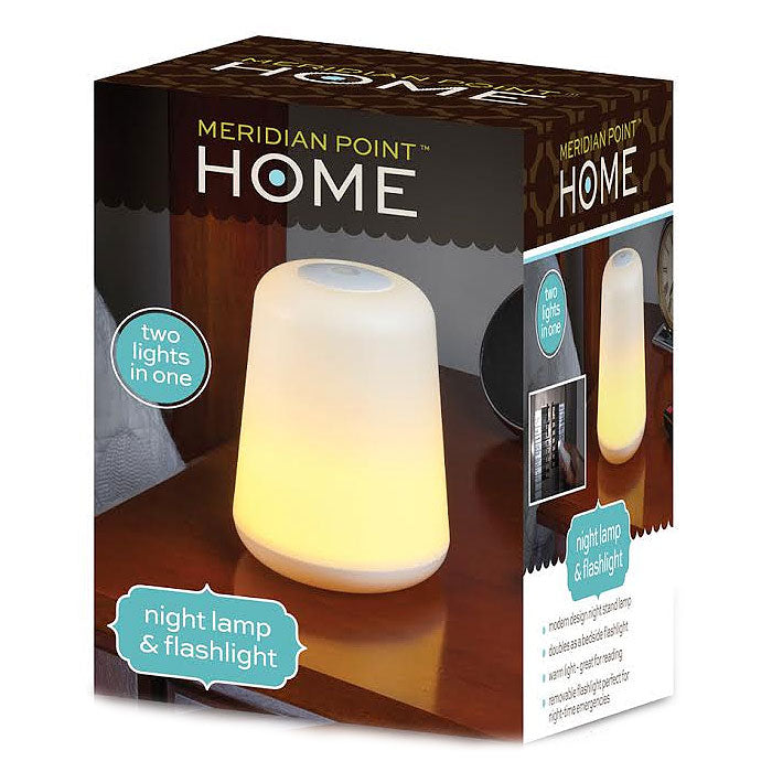 2 In 1 Night Lamp & Flashlight