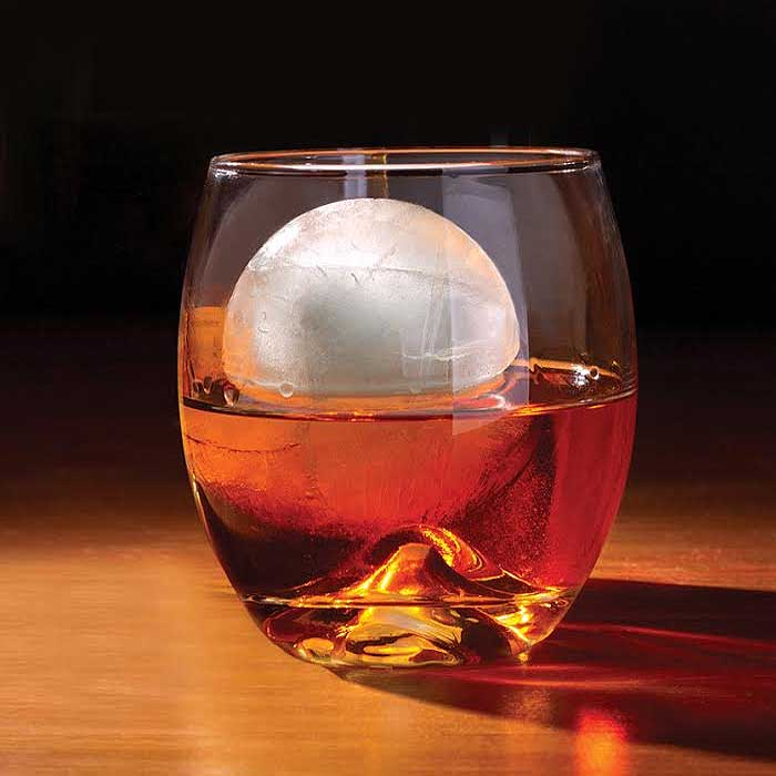 2-Piece Set: Ice Block and Ice Ball Maker