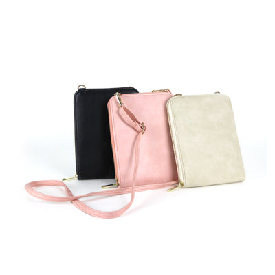 Urban Energy  Vertical Crossbody Bag