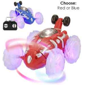 Stunt Car w/ Lights RC