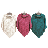 Convertible Ruffled Poncho