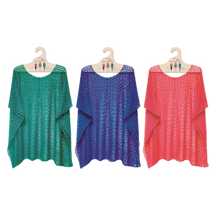 Easy Style Poncho