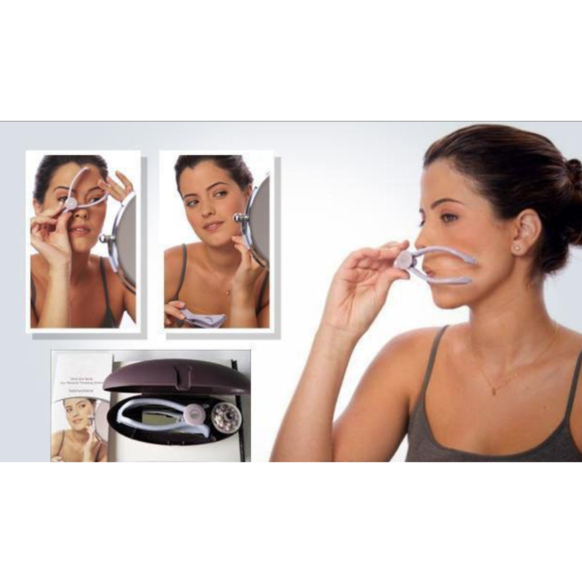 Smooth & Clear Facial Hair Remover