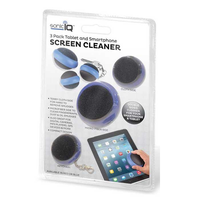 3 Pack Tablet & Smartphone Cleaner