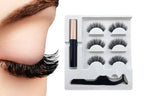 Professional Long Lasting Magnetic  Eyeliner and Eyelash Kit