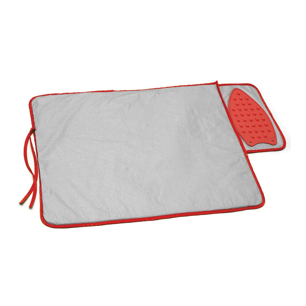 Iron Mat With Silicone Iron Holder
