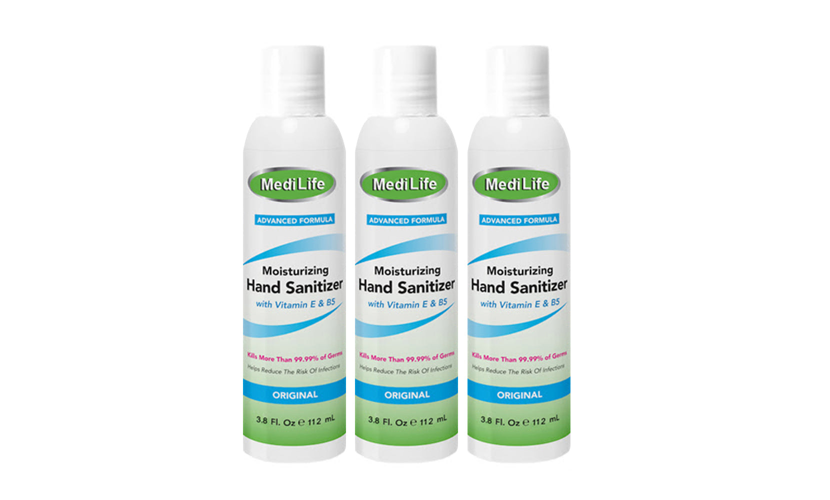 Anti bacterial Hand Cleaner and Sanitizer (3.8 oz)