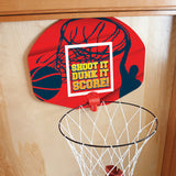 Laundry Hoops Basketball Hamper