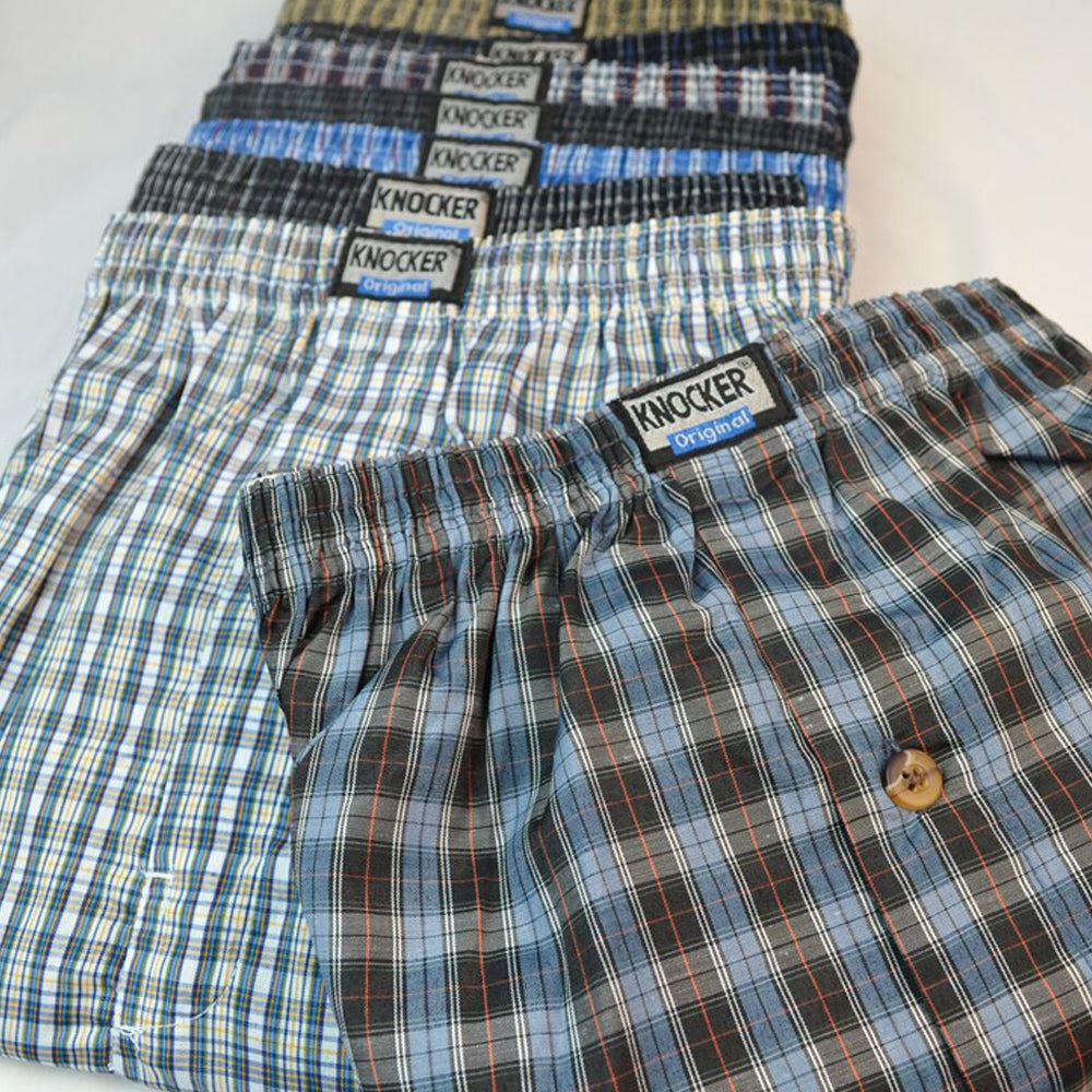 12-Pack: Knocker Boxers