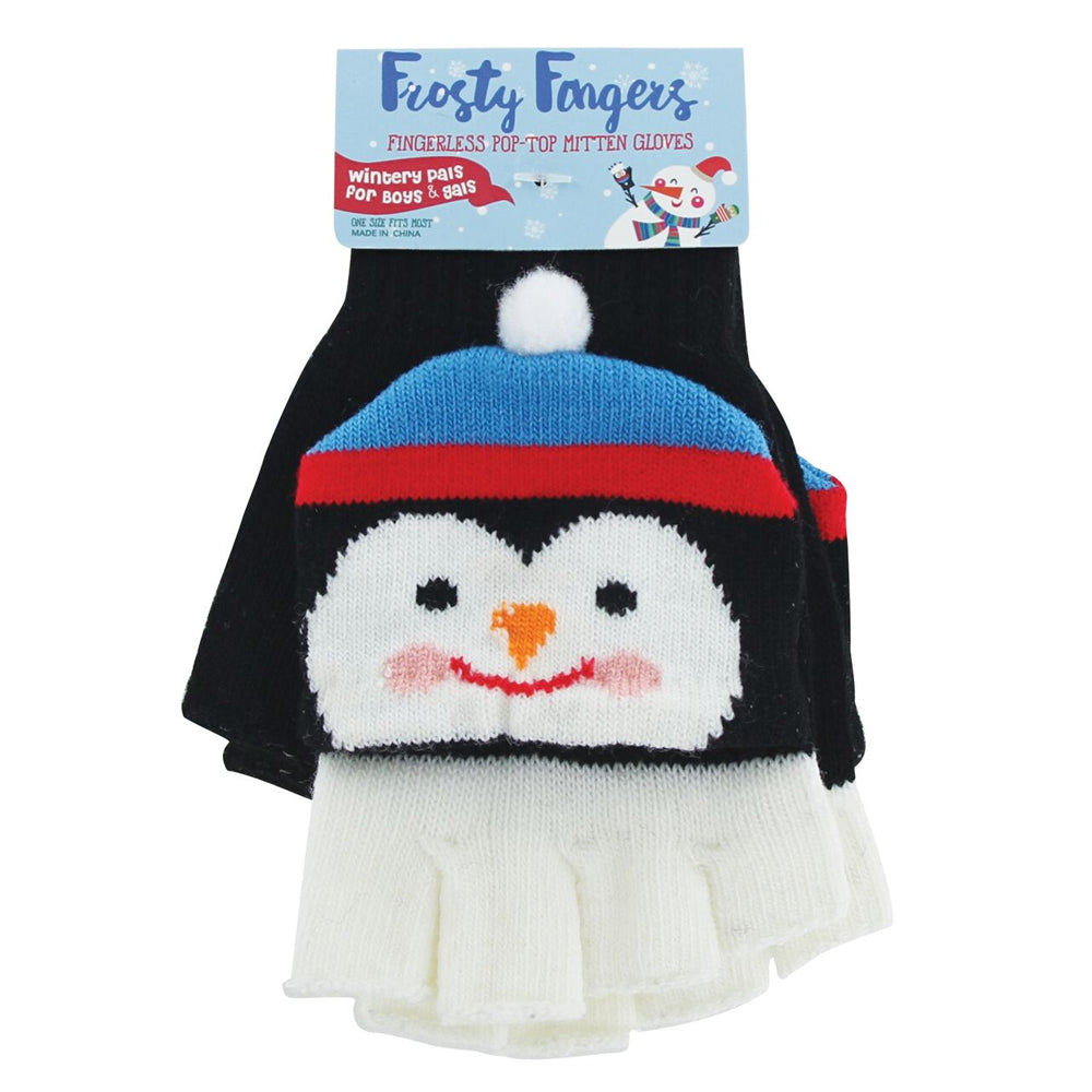 Frosty Fingers Gloves (Assorted Styles)