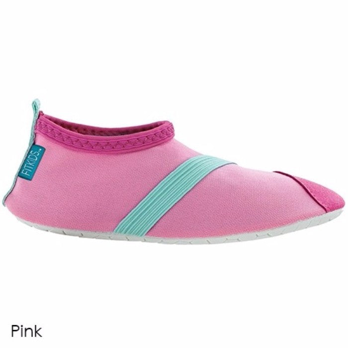 Fitkids Kids Slip-On Shoes by Fitkicks - 4 Colors