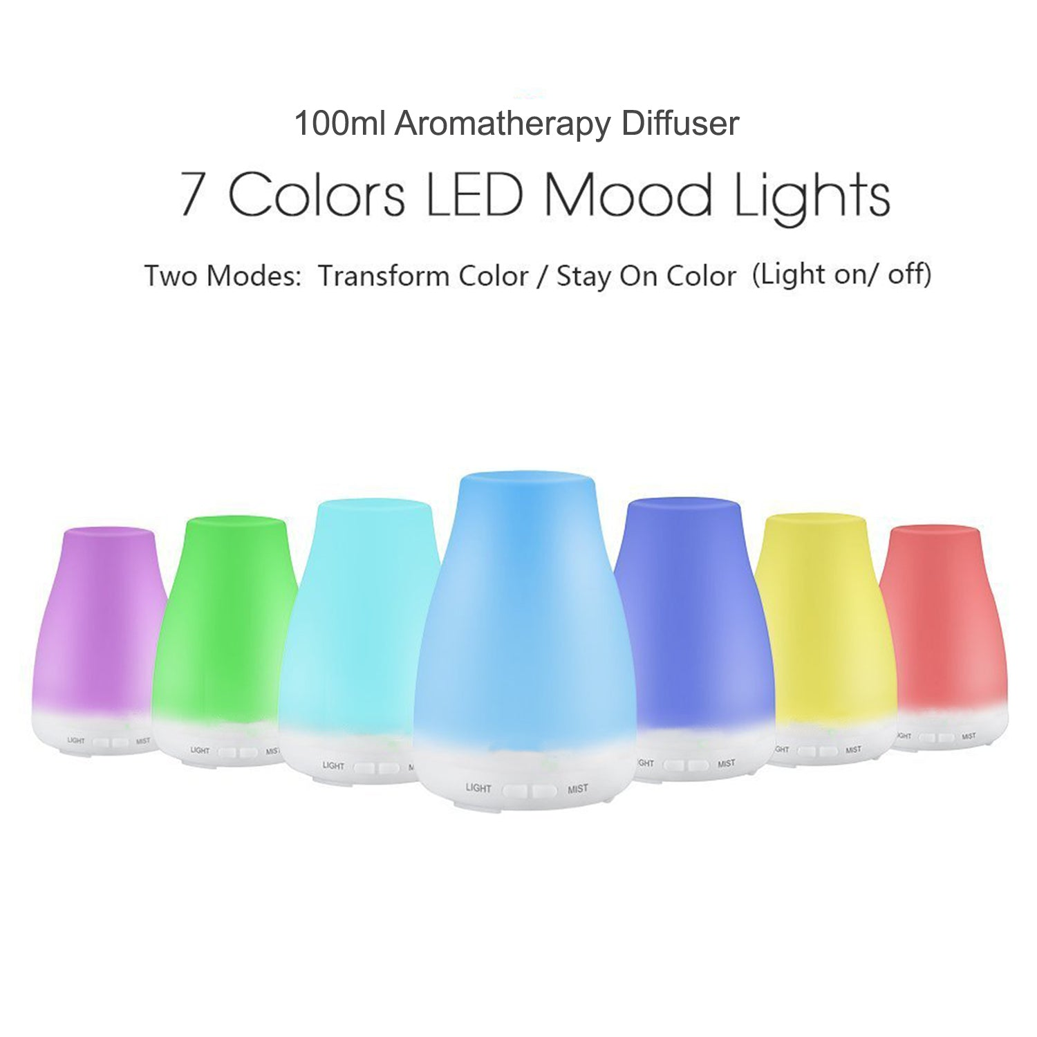 100ml Aromatherapy Diffuser
