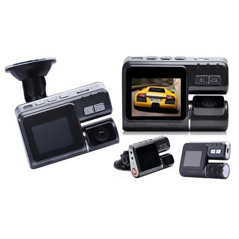 "2"" HD Car DVR with G-Sensor and Night Vision"