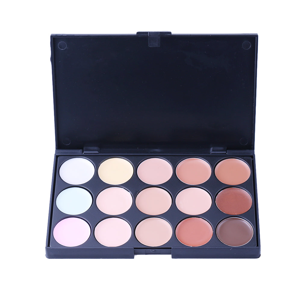 Nude Matte Series 15-Color Eyeshadow Palette