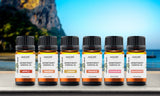 Tropical Collection Therapeutic-Grade Aromatherapy Essential Oil Set (6-Piece)