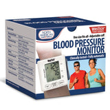 Adjustable Cuff Blood Pressure Monitor with Case