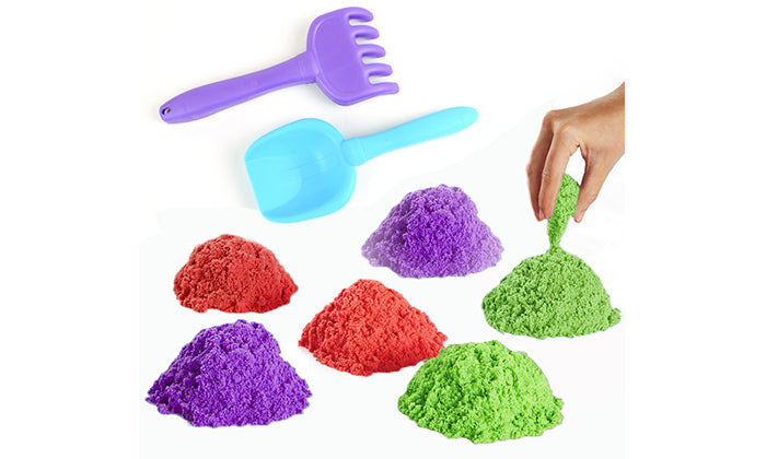 No-Mess Play Sand Set & Accessories