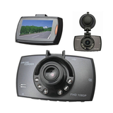 "2.4"" 1080p HD Advanced Portable Car DVR with Night Vision"