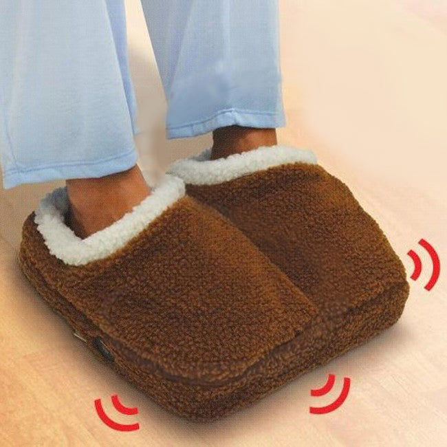 Cordless Heated Foot Warmer and Massager