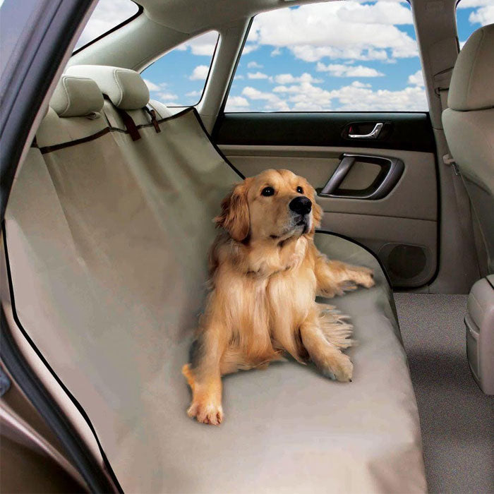 Auto Pet Seat Cover - Size 54.7'' x 53.1''