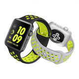 Apple Watch Silicone Sports Strap
