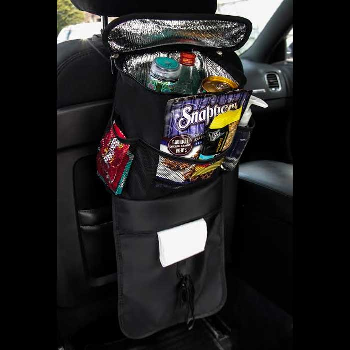 Back Seat Car Organizer with Cooler