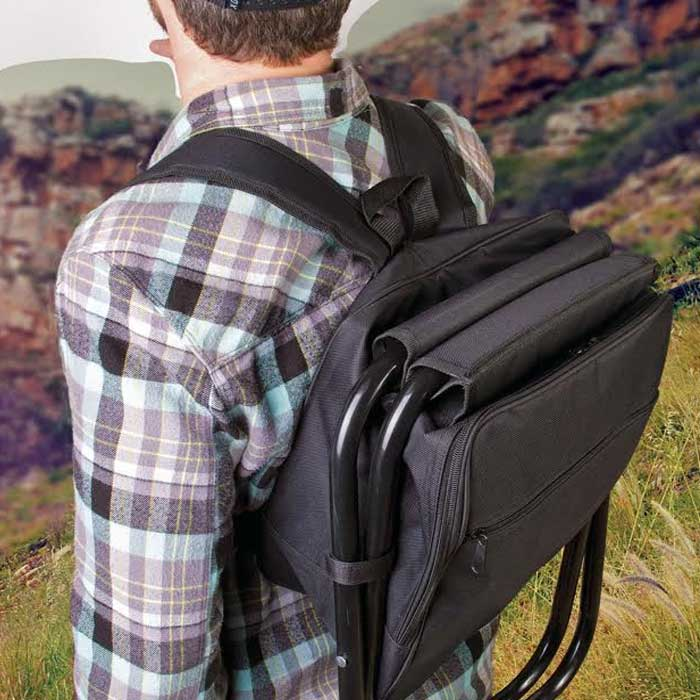 3 In 1 Backpack Cooler Seat
