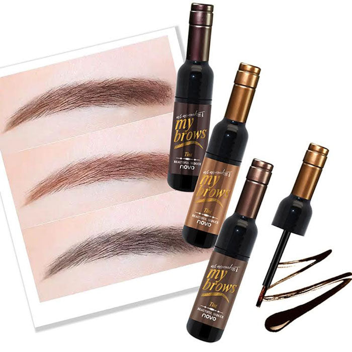 3-Pack : Best Brows Ever Eyebrow Dye Cream