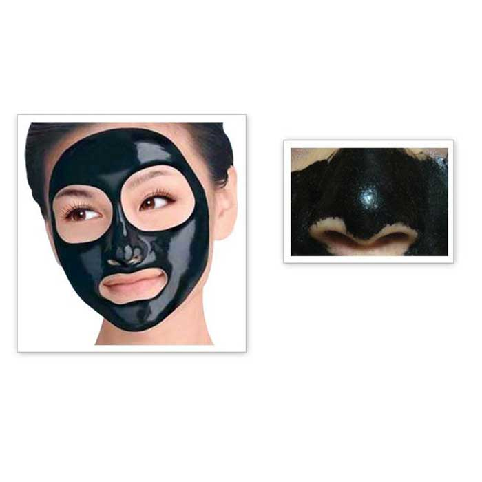 Black Peel-Off Mask