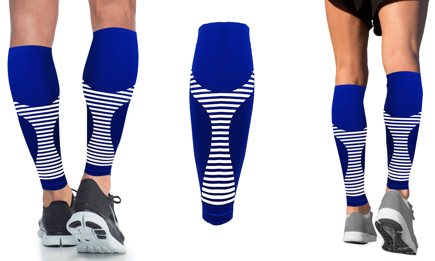 Targeted Calf Compression Sleeve (1-Pair)