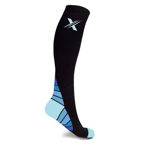 Unisex Knee-High Recovery and Performance Compression Socks
